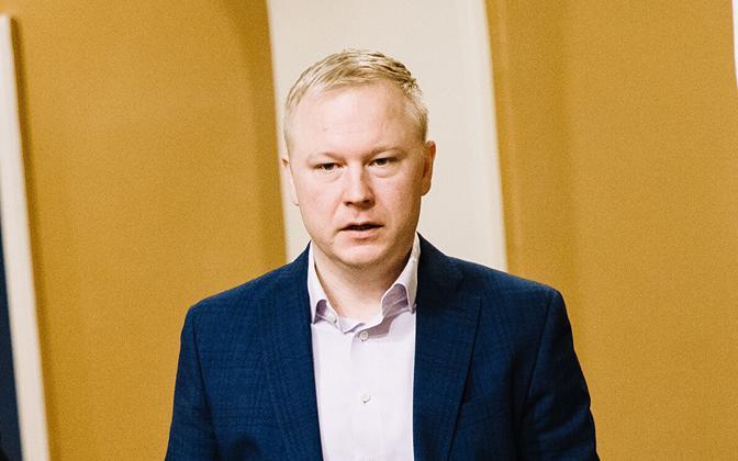 Mart Võrklaev (Reform).