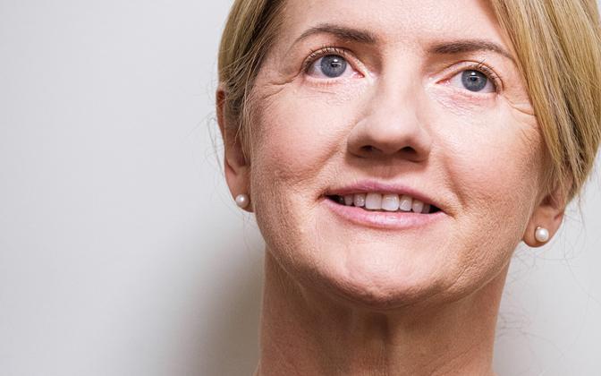 Välisminister Eva-Maria Liimets saates Välisilm