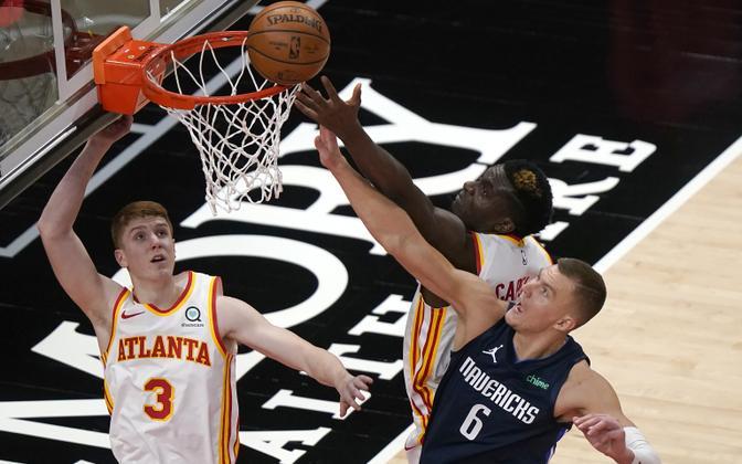NBA: Atlanta - Dallas