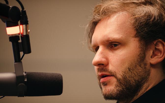 Teadusnõukoja liige Andero Uusberg.
