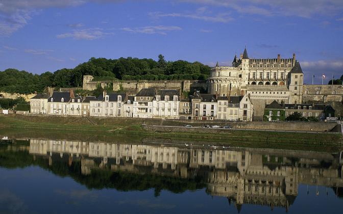Saint-Louis'i fondile kuuluv loss Chateau d'Amboise