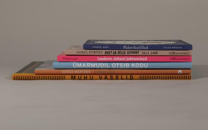 2020. aasta kauneimad raamatud