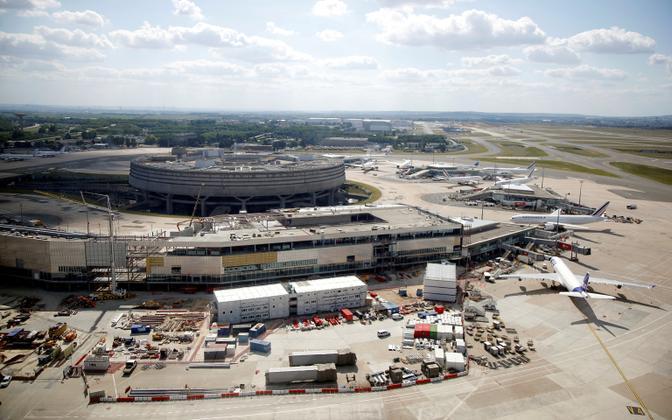 Pariisi Charles de Gaulle'i lennujaam