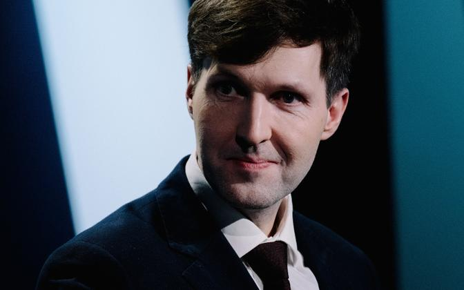 EKRE esimees Martin Helme.