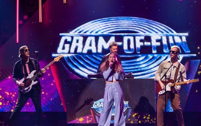Gram-Of-Fun. Eesti Laulu II poolfinaali läbimäng