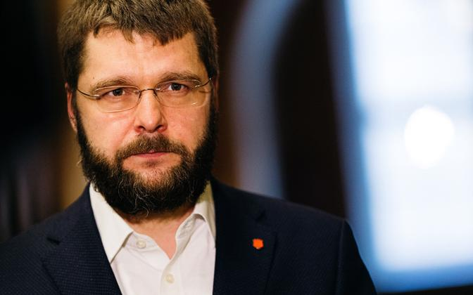 Jevgeni Ossinovski (SDE).