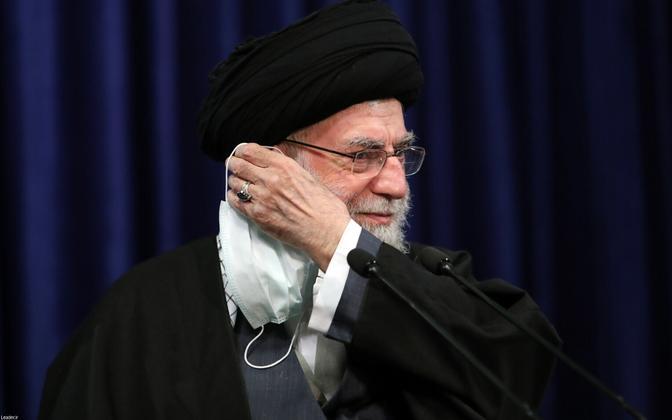 Iraani kõrgeim juht Ali Khamenei