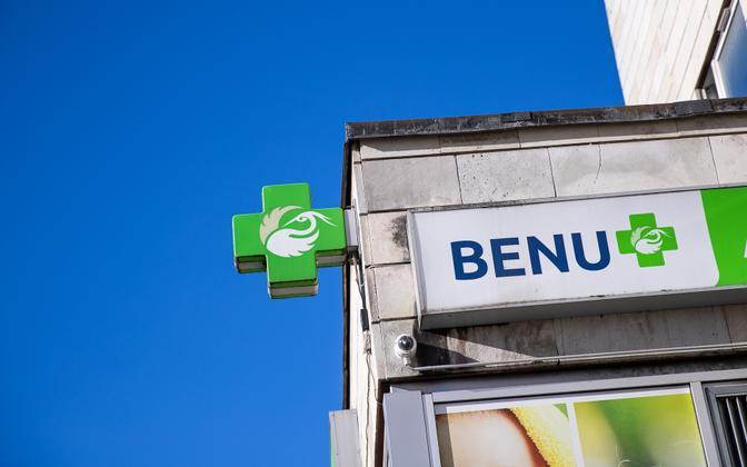 A BENU pharmacy.