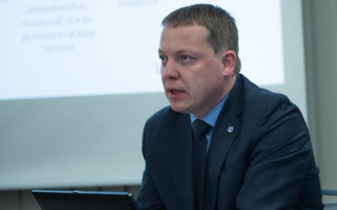 Mait Palts sai KredExi nõukogu liikmeks.