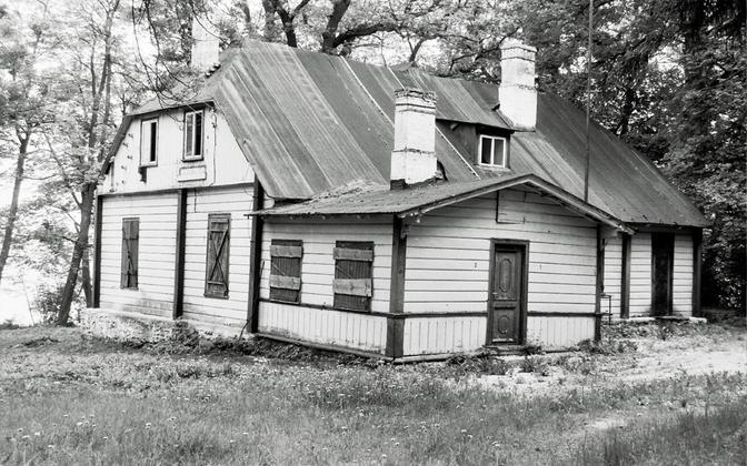 Vana-Liberty maja on majavammi tõttu hävinud.