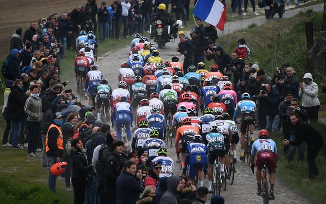 Pariis-Roubaix võidusõit 2019. aastal