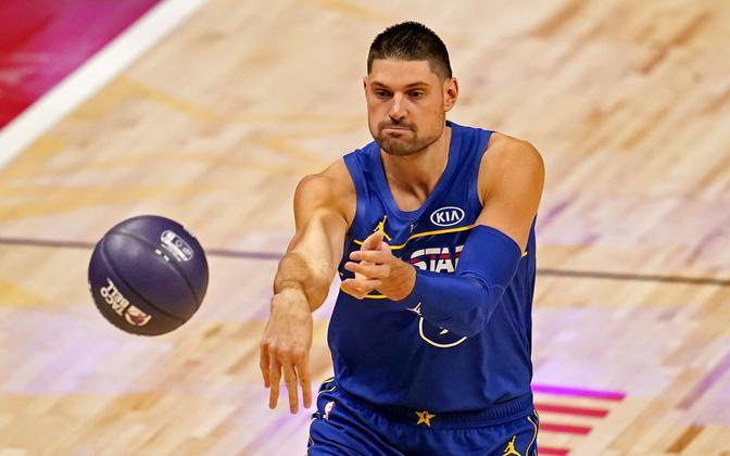 Nikola Vucevic NBA Tähtede mängul