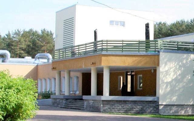 Narva-Jõesuu hooldekodu.