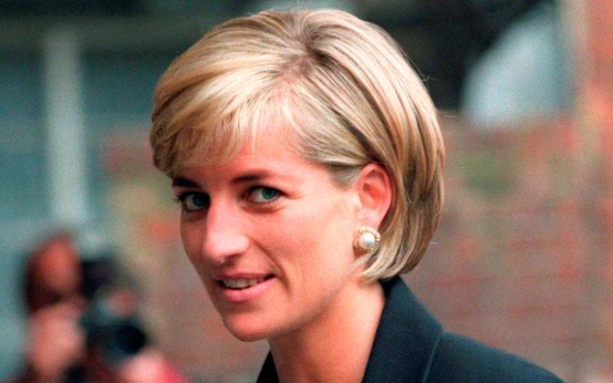 Printsess Diana 1997. aastal