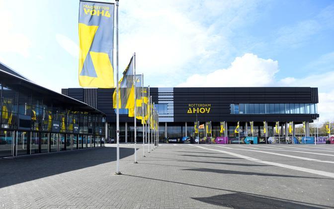 Ahoy areen Rotterdamis