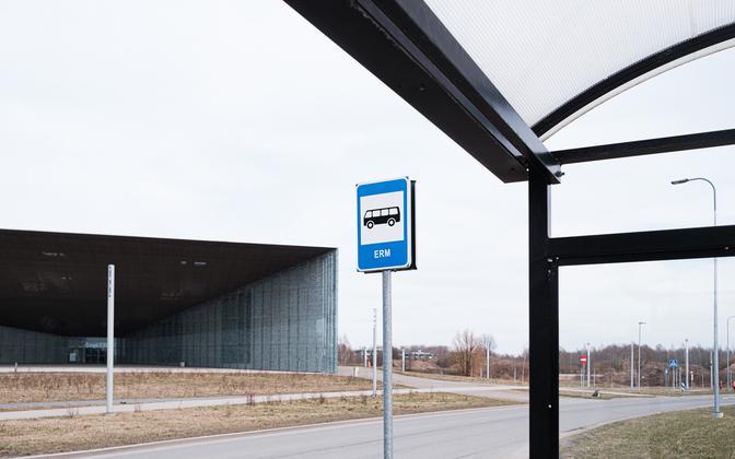 Эстонский национальный музей.