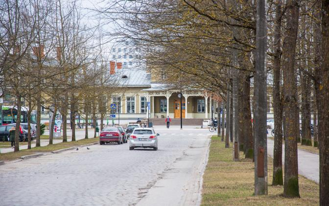 Tartu raudteejaam
