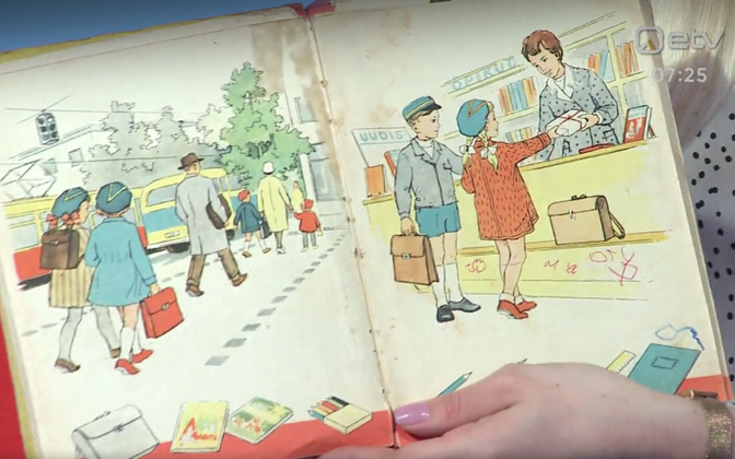 Inimesed igatsevad nõukogudeaegseid aabitsaid