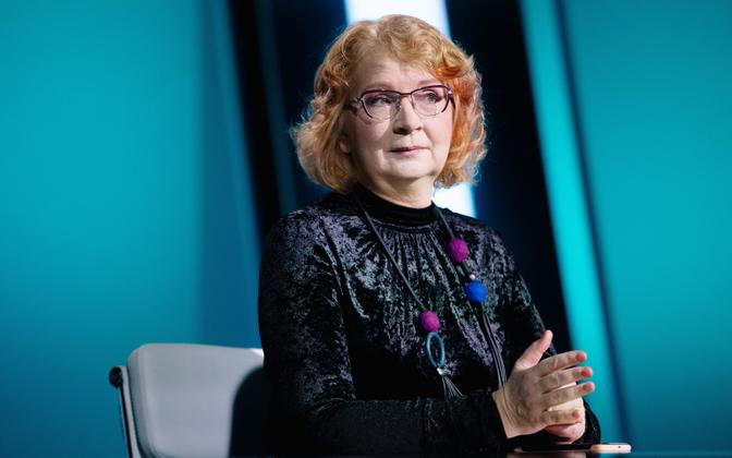 Yana Toom on ETV's