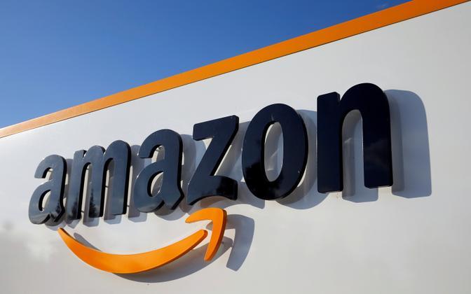 USA veebikaubamaja Amazon