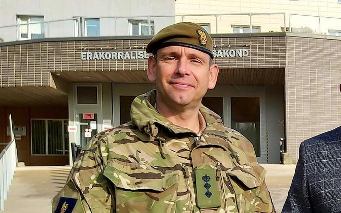 Col. Paul Clayton.