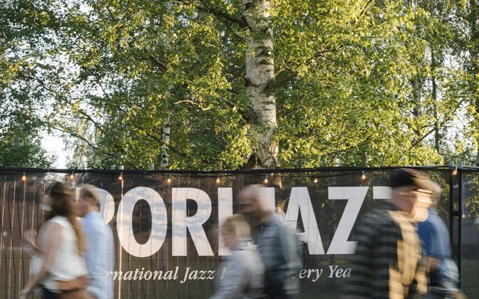 Pori Jazz jääb ka sel suvel ära