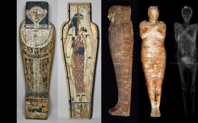 Loode oli mumifitseerunud ema vaagnaluus koos emaga.