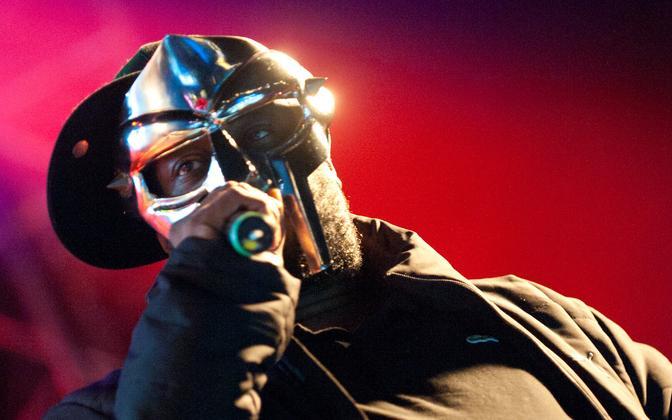 MF Doom 2011. aastal.