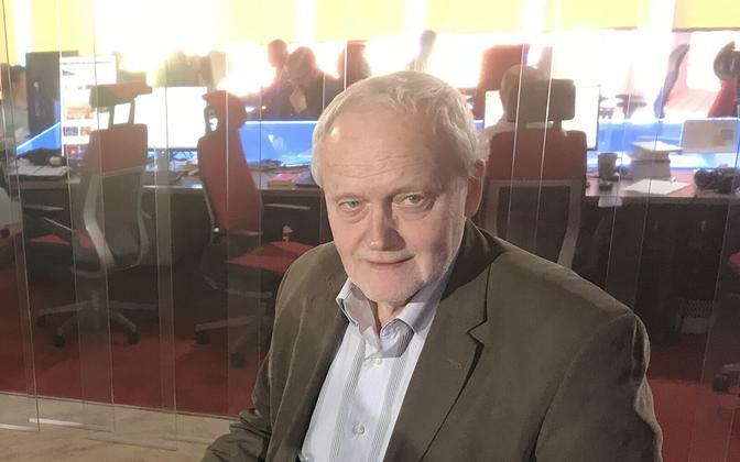Яак Аллик пошел на третий срок.