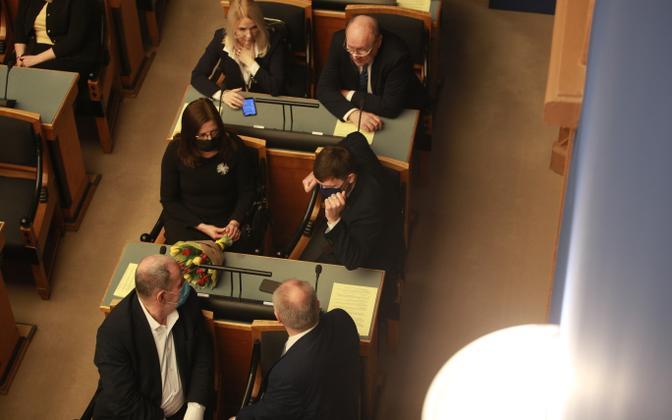 EKRE fraktsioon riigikogus