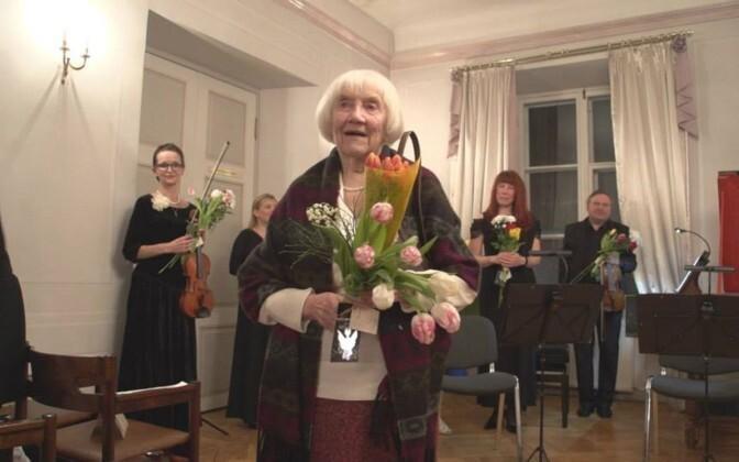 Ester Mägi (10.01.1922-14.05.2021).