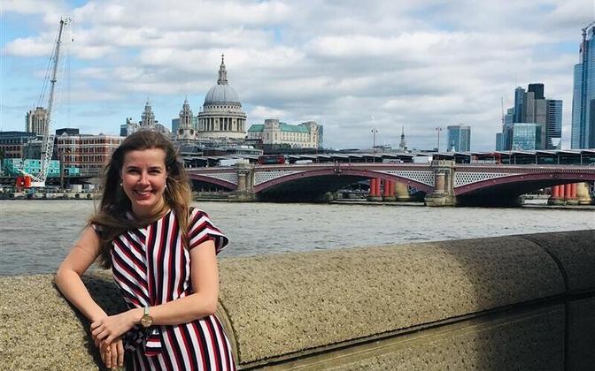 """Eesti Kontserdi peaprodutsent Maarit Kangron: """"Londonis töötades võitsin sellest, et mul oli Eesti vaatenurk, ja nüüd on siis loodetavasti vastupidi: meie meeskonnas on esindatud ka Londoni vaade."""""""