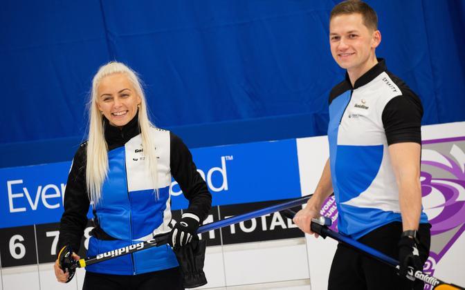 Marie Kaldvee ja Harri Lill.