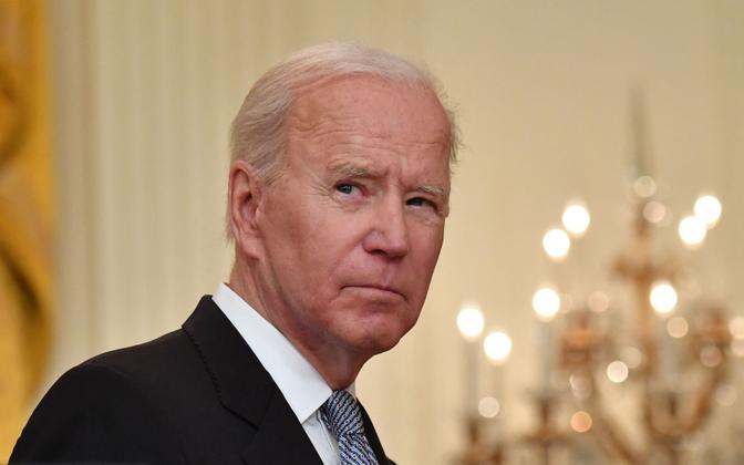 USA president Joe Biden