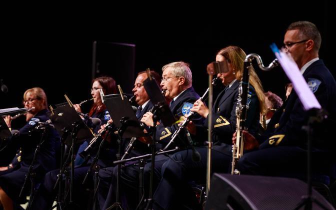 PPA orkester.
