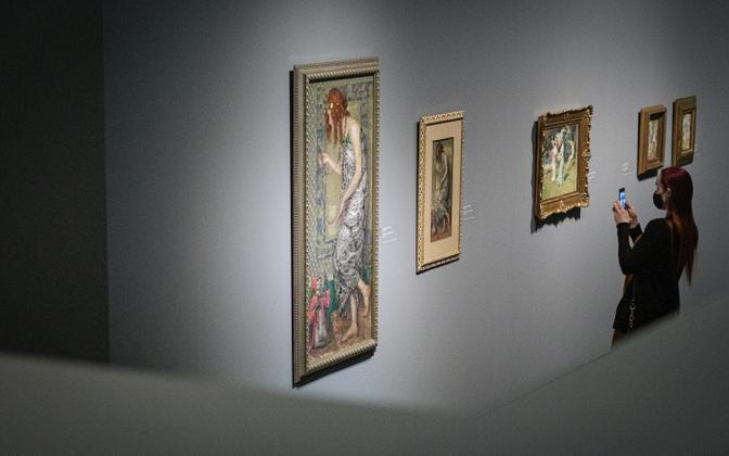 Kumu exhibition.