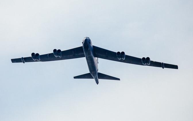 B-52 Stratofortress.