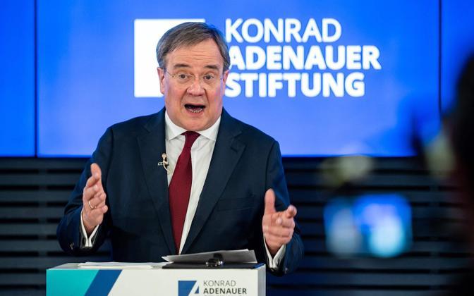 CDU juht Armin Laschet