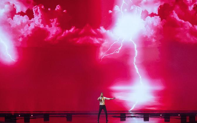 Eurovisiooni teine poolfinaal. Eesti