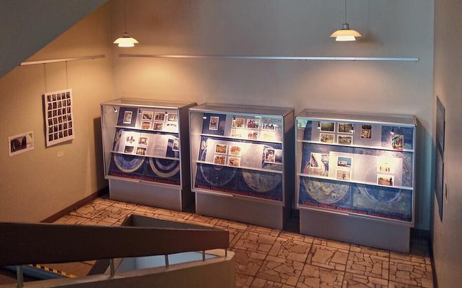 Akadeemilises Raamatukogus avati Ly Lestbergi fotonäitus