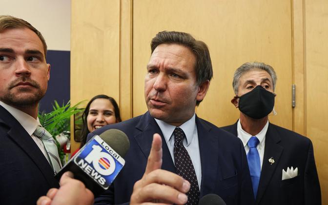 Florida kuberner Ron DeSantis