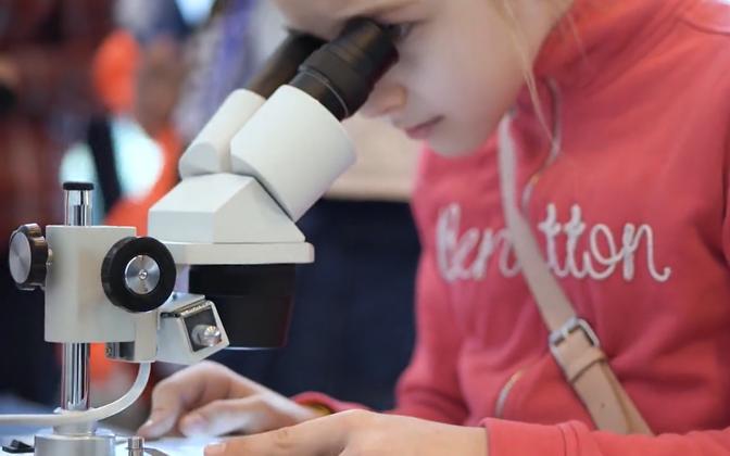 Õpilaste teadustööde konkursile laekus sel aastal 205 tööd.