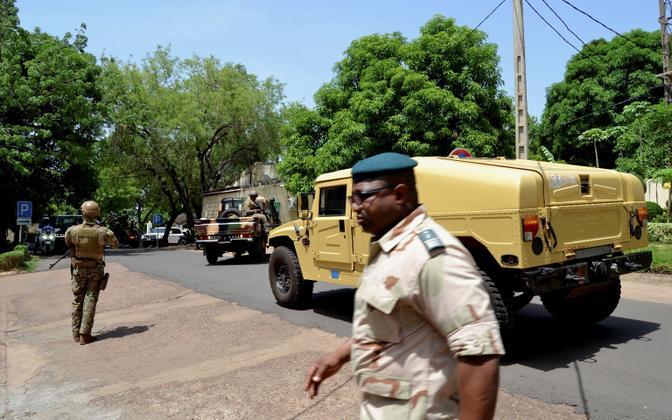 Malis toimus riigipööre