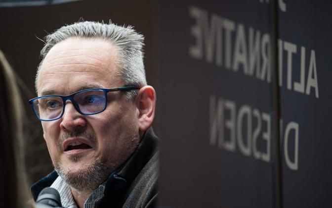 Saksi-Anhalti AfD liider Martin Reichardt