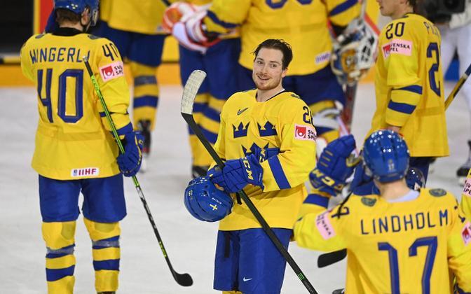 Rootsi jäähokikoondis