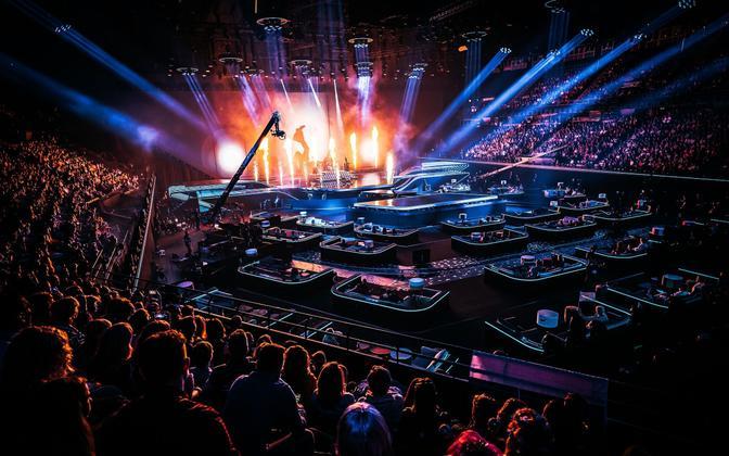 2021. aasta Eurovisiooni lauluvõistlus toimus Rotterdamis