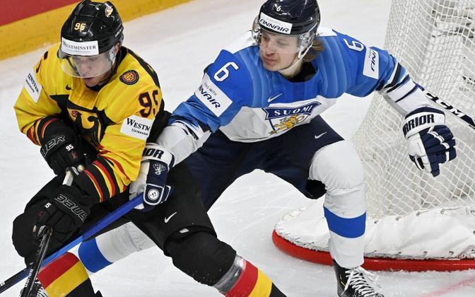 Soome ja Saksamaa alagrupimäng