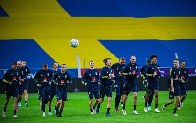 Rootsi jalgpallikoondis