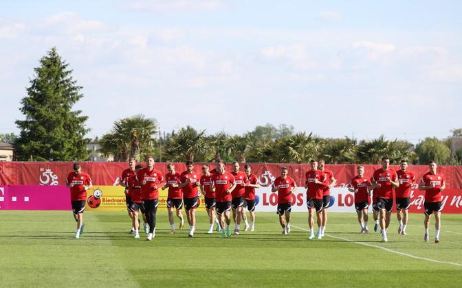 Poola jalgpallikoondis