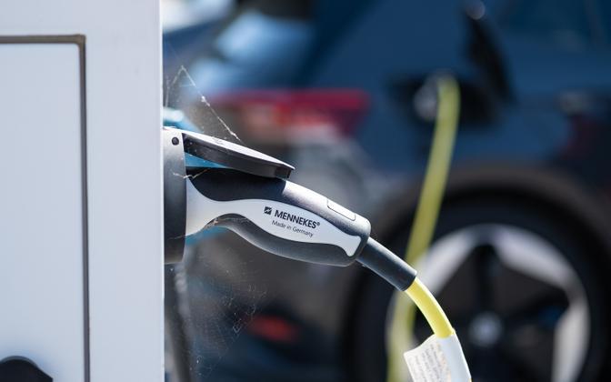 Elektriautode laadimisvõrk